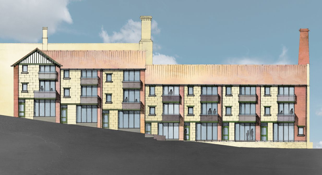 Go ahead granted to redevelop building in Bath\'s Walcot Yard | Nash ...